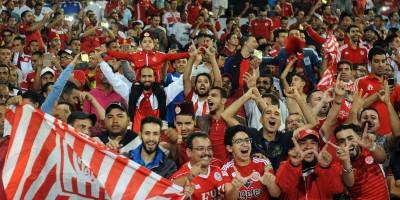 Le WAC comptera sur ses  ultras pour battre  Al Ahly   et remporter la LDC (photo cafonine.com)