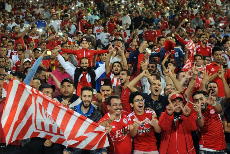Le WAC comptera sur ses  ultras pour battre le Zanaco et passer en quart de finale (photo cafonine.com)