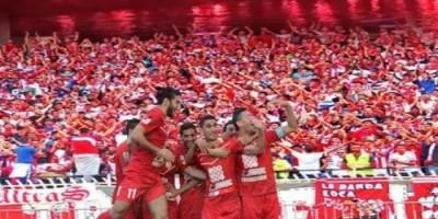 Cette saison  le CRB ne revivra pas cette scène de joie en Coupe d'Algérie