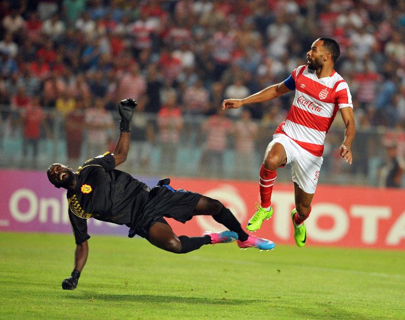 Club Africain - Kampala City (4-0) ( photo cafonline.com)