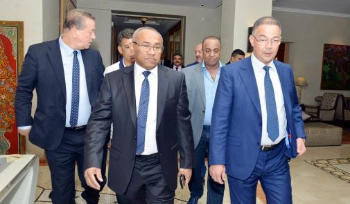 Maroc 2026 : «Une candidature africaine», selon Ahmad Ahmad