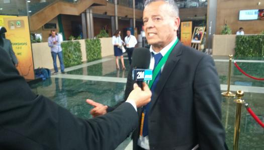 Lakhdar Belloumi : «  A Rabat pour servir la CAF »
