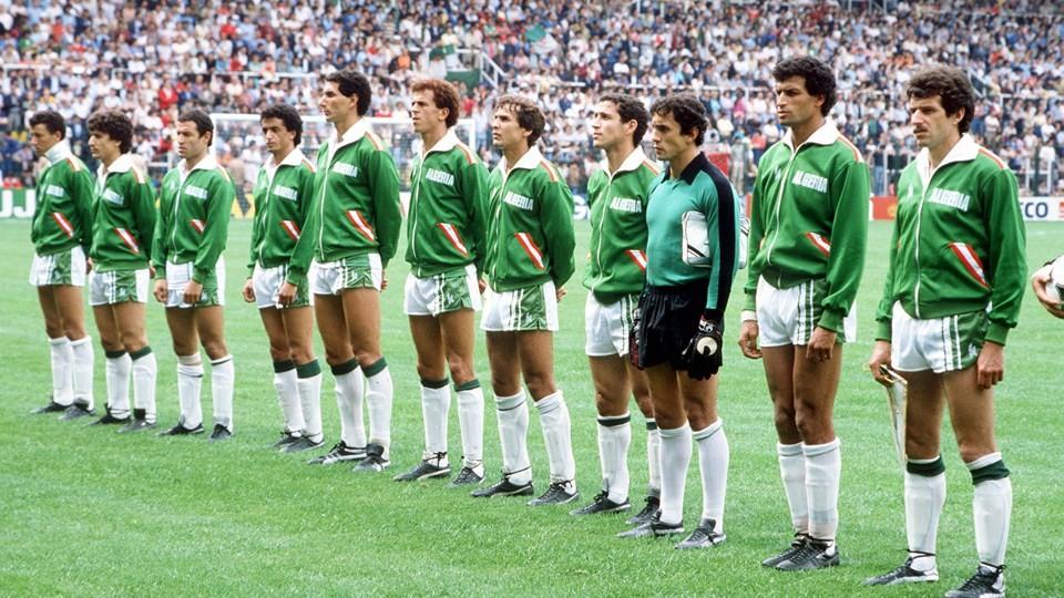 1982 : Algérie - Chili (3-2)