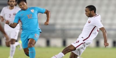 AFC U23 2018   Qatar - Inde (1-0)