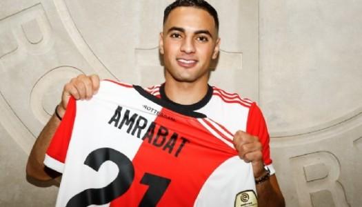 Feyenoord : Premier trophée pour Sofyan Amrabat