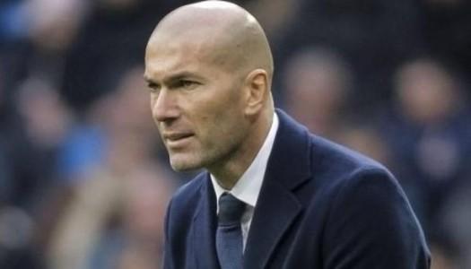 Real : Zidane ne se croit pas «intouchable»