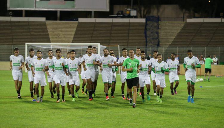 Algérie A' (photo faf.dz)