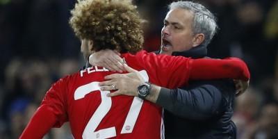 Fellaini - Mourinho  ont-ils  encore un avenir commun  à Manchester United ?