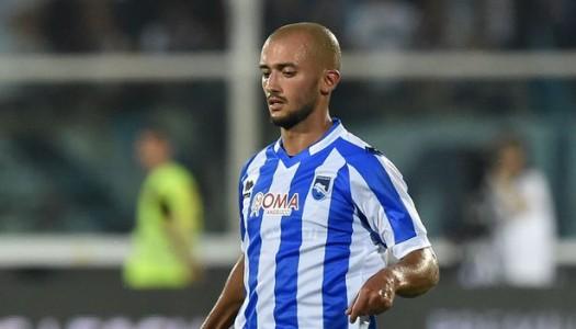 Pescara :Ahmed Benali vers la Sampdoria ?