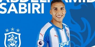 Abdelhamid Sabiri, Huddersfield Town.