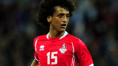 Omar Abdulrahman, retour en sélection après un an d'absence suite à une blessure