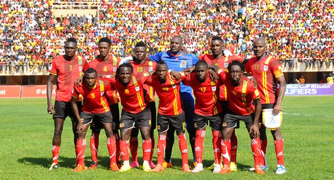 Les Cranes d'Ouganda