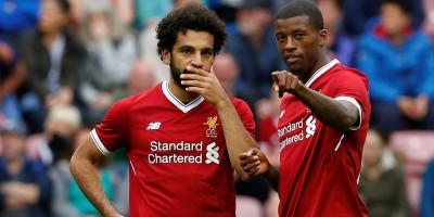Salah s'est vite imposé  à Liverpool