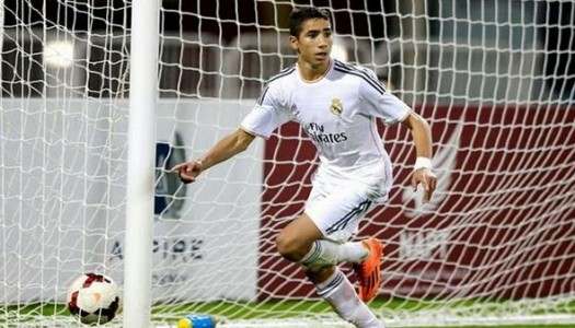 Real Madrid :  Hakimi Achraf, 19 ans  et champion d'Europe