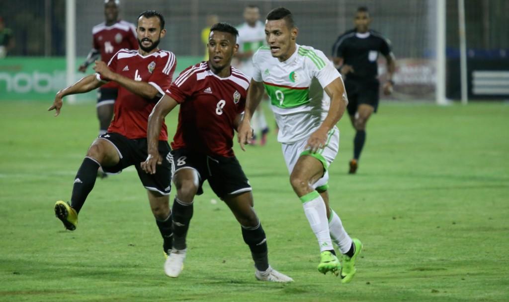 Darfalou e les Fennecs on buté su la Libye