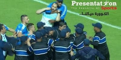 ES Tunis - Al Faisaly (3-2)