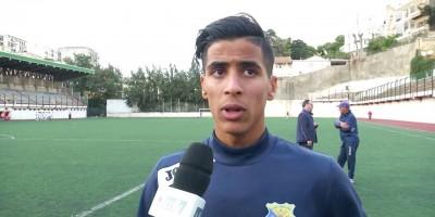 Abderraouf Benguit, formé au Paradou AC, aujourd'hui joueur de l'USM Alger sera l'un des cadres de l'EN A'