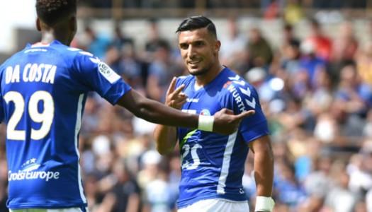 Idriss Saadi:  «Saint-Etienne,  un club formateur ?»