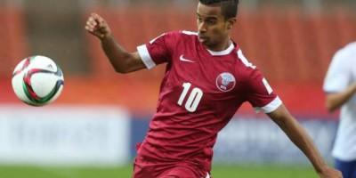 Akram Afif, un grand espoir de l'équipe qui prépare le Mondial 2022