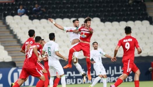 LDC:  Persepolis sort AL Ahli Saudi