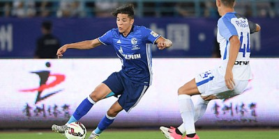 Amine Harit, Schalke 04