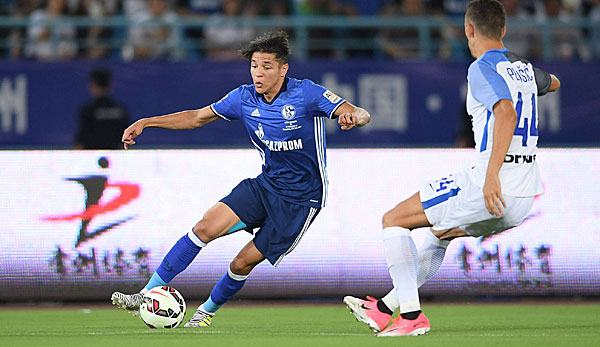 Première passe décisive pour Amine Harit, Schalke 04