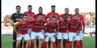 L'ES  Sahel défiera Al Ahly en demi-finale  (photo www.cafonline.com)