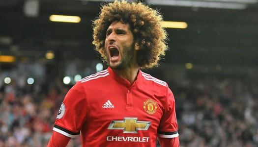 MU:  Fellaini (vraiment) indispensable à Mourinho