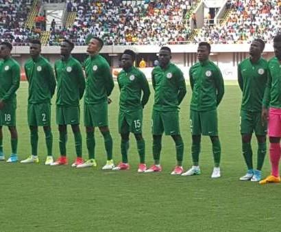 Mondial 2018:  Nigeria - Cameroun (4-0)