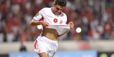 Achraf Bencharki  (photo www.cafonline.com) sera l'un des cades des Lions de l'Atlas au CHAN