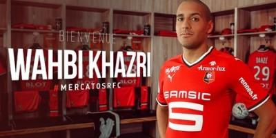 Khazri à Rennes