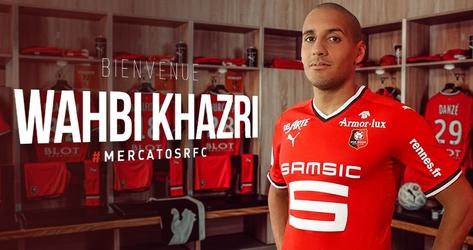 Rennes: Khazri «nest pas qu'un aboyeur»