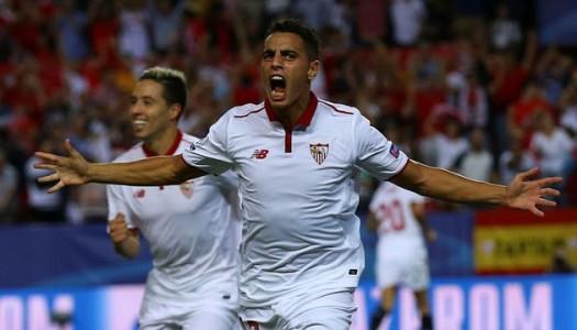FC Séville : Ben Yedder a réalisé l'un de ses rêves