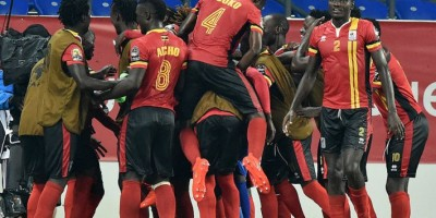 Mondial  2018 : Ouganda - Egypte (1-0)