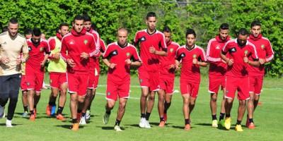 Maroc U23 ( photo  frmf.com )