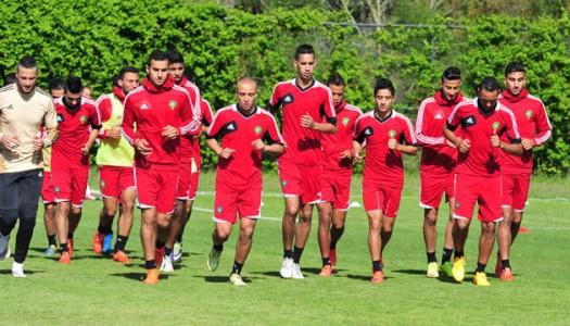 Maroc A':les Lions sont prêts pour leur CHAN