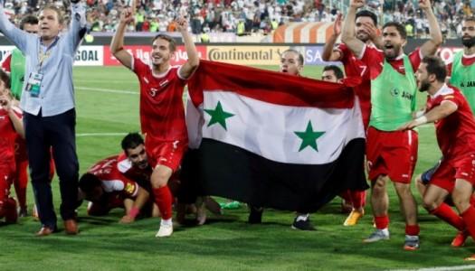 Mondial 2018, l'Arabie passe, la Syrie rêve encore