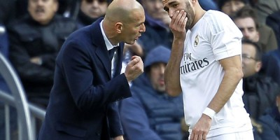 Benzema - Zidane