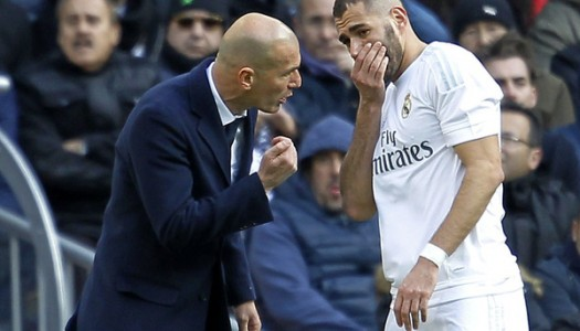 Real Madrid:  Zidane tient à son effectif, mais…