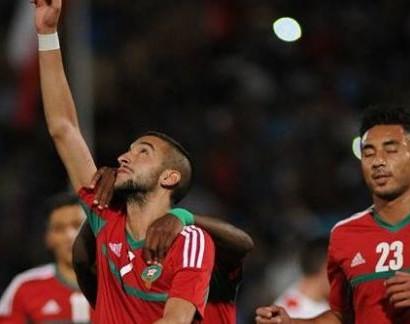Un Hakim Ziyech moins décisif qu'au match aller a manqué un penalty