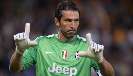 Gianluigi Buffon : Il a 40 ans… et de l'humour