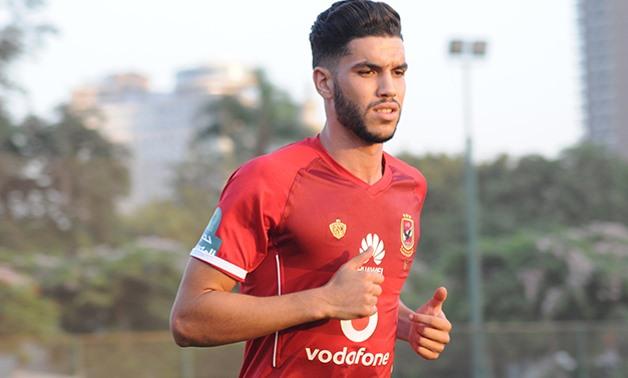 Le Marocain Walid Azaro  auteur d'un triplé pour qualifier Al Ahly en finale de la Ligue des Champions sera-t-il un faux frère pour le WAC ?
