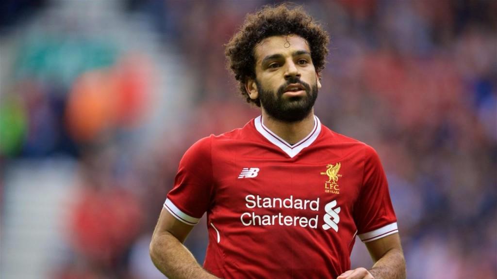 Mohamed Salah; Liverpool