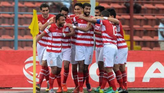 Tunisie (L1): Le Club Africain en Ligue des Champions