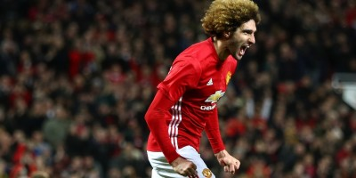 Marouane Fellaini (photo manutd.com )