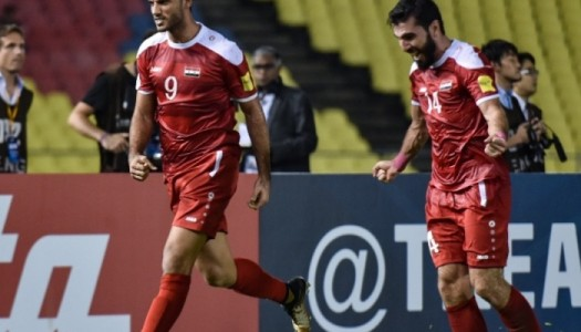 Syrie-Australie (1-1): Al Soma maintient l'espoir