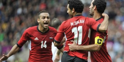 Egypte - Congo (2-1) le doublé de Mohamed Salah