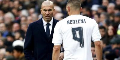 Zidane-Benzema, complicité évidente