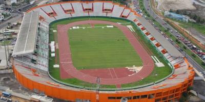 Stade Felix Houphouët Boigny, Abidjan