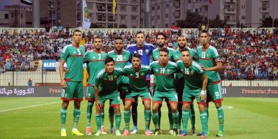 Maroc A' (Photo RFMF)